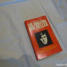 Libros de segunda mano: THE AMAZING URI GELLER, NEW AMERICAN LIBRARY, PRIMERA EDICIÓN,1975. Lote 209061077