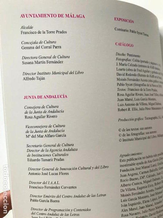 Libros de segunda mano: La persona y el verbo. 25 años de la muerte de Gil de Biedma.(1990-2015).-NUEVO - Foto 3 - 209067971