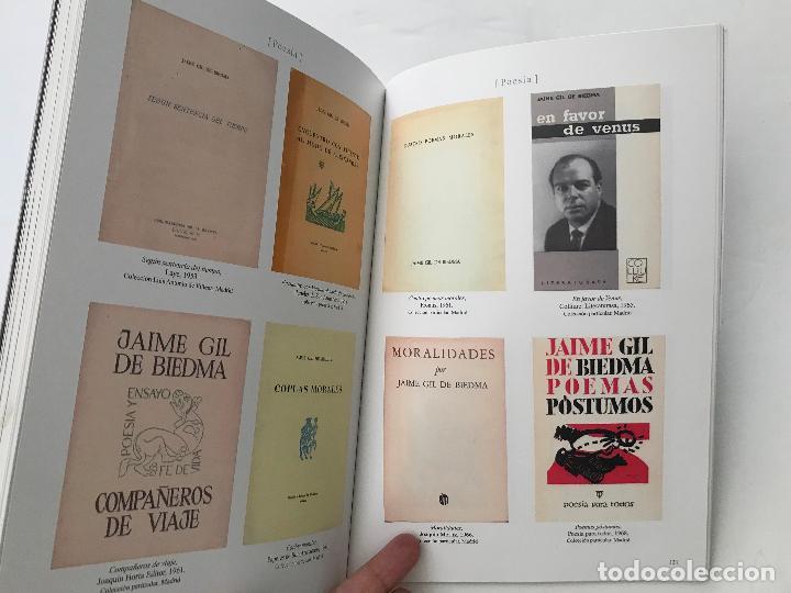 Libros de segunda mano: La persona y el verbo. 25 años de la muerte de Gil de Biedma.(1990-2015).-NUEVO - Foto 4 - 209067971