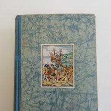 Libros de segunda mano: 1950 - VIAJES - DESCUBRIDORES, VIAJEROS, EXPLORADORES - ILUSTRADO, 23 MAPAS, 50 FIGURAS Y 32 LÁMINAS. Lote 209116546