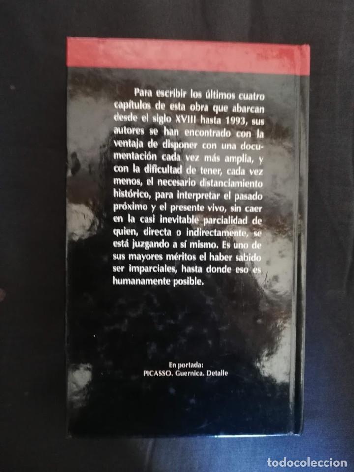 Libros de segunda mano: BREVE HISTORIA DE ESPAÑA II- FERNANDO GARCÍA DE CORTÁZAR-JUAN MANUEL GONZÁLEZ VESGA - Foto 2 - 209121285