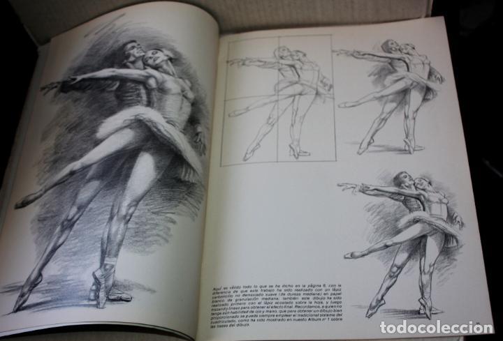 Libros de segunda mano: COLECCIÓN LEONARDO nº 30 : PINTEMOS LAS BAILARINAS (CUADERNO de PINTURA ) - Foto 3 - 209132880