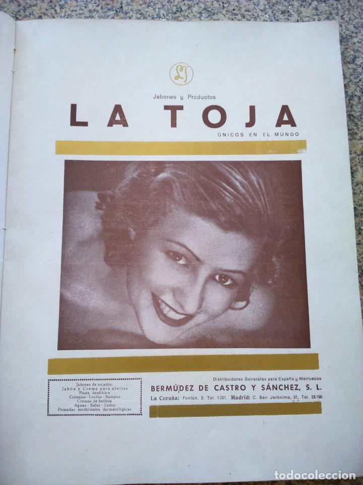 Libros de segunda mano: FRANCO ANTE EL APOSTOL SANTIAGO ( GALICIA ) -- AÑO 1939 -- SANTIAGO DE COMPOSTELA -- - Foto 3 - 209154223