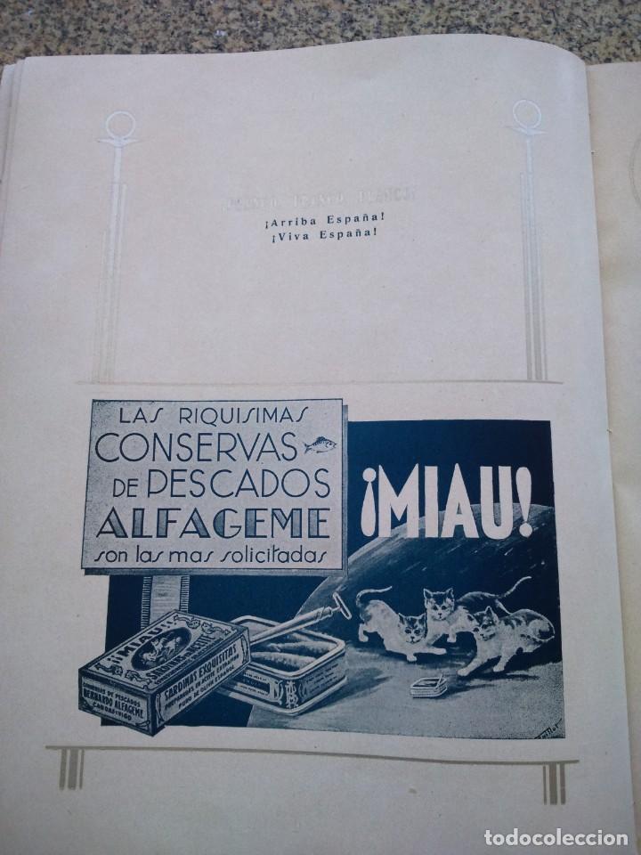 Libros de segunda mano: FRANCO ANTE EL APOSTOL SANTIAGO ( GALICIA ) -- AÑO 1939 -- SANTIAGO DE COMPOSTELA -- - Foto 4 - 209154223