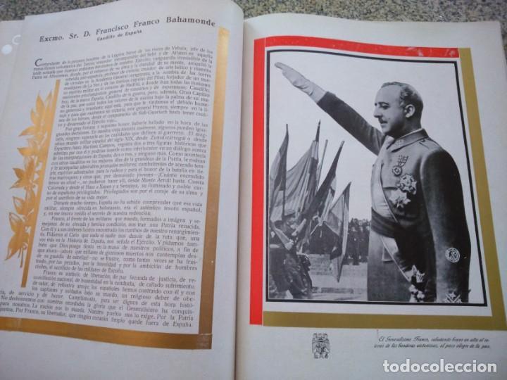 Libros de segunda mano: FRANCO ANTE EL APOSTOL SANTIAGO ( GALICIA ) -- AÑO 1939 -- SANTIAGO DE COMPOSTELA -- - Foto 6 - 209154223