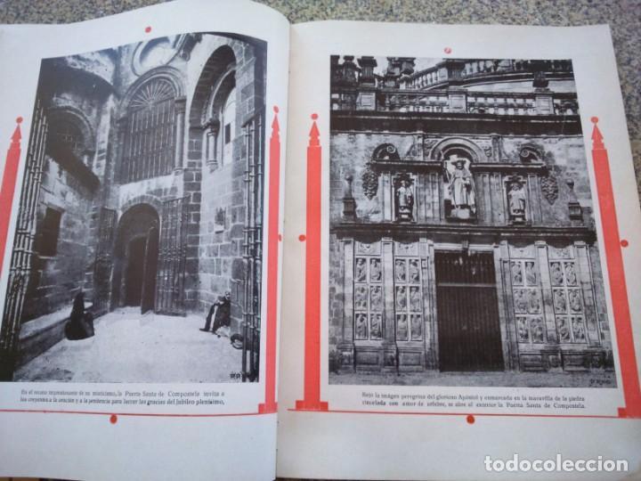 Libros de segunda mano: FRANCO ANTE EL APOSTOL SANTIAGO ( GALICIA ) -- AÑO 1939 -- SANTIAGO DE COMPOSTELA -- - Foto 9 - 209154223