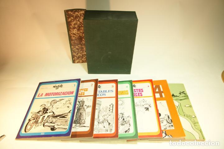 Libros de segunda mano: Gran colección Mingote. 7 números. 4 de ellos firmados y con dibujos originales del autor. 1973. - Foto 2 - 209159348