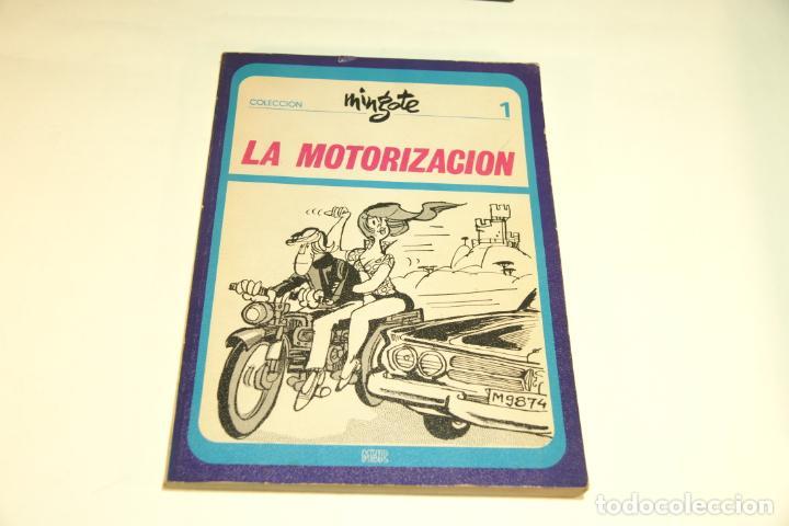 Libros de segunda mano: Gran colección Mingote. 7 números. 4 de ellos firmados y con dibujos originales del autor. 1973. - Foto 3 - 209159348