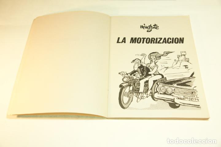Libros de segunda mano: Gran colección Mingote. 7 números. 4 de ellos firmados y con dibujos originales del autor. 1973. - Foto 4 - 209159348