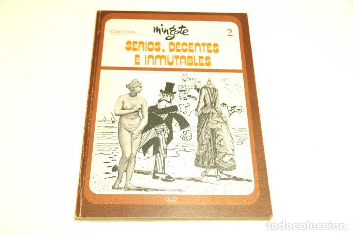Libros de segunda mano: Gran colección Mingote. 7 números. 4 de ellos firmados y con dibujos originales del autor. 1973. - Foto 7 - 209159348