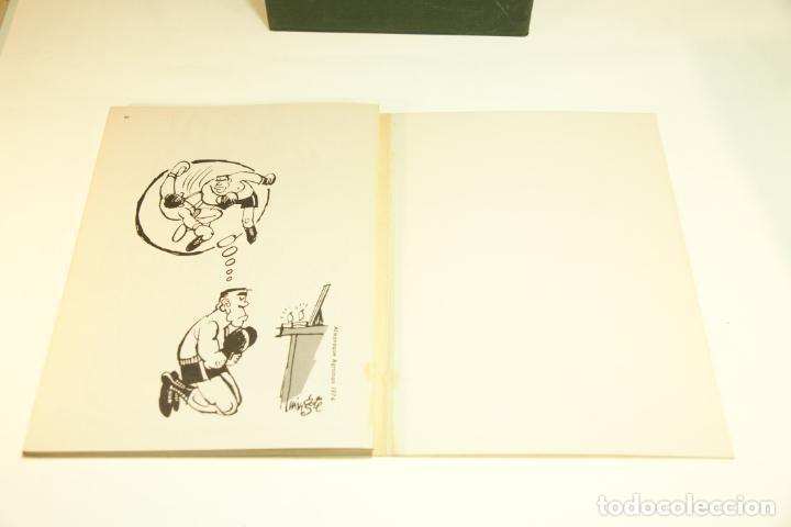 Libros de segunda mano: Gran colección Mingote. 7 números. 4 de ellos firmados y con dibujos originales del autor. 1973. - Foto 10 - 209159348