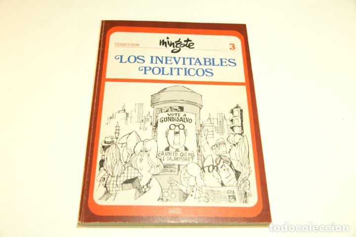 Libros de segunda mano: Gran colección Mingote. 7 números. 4 de ellos firmados y con dibujos originales del autor. 1973. - Foto 12 - 209159348