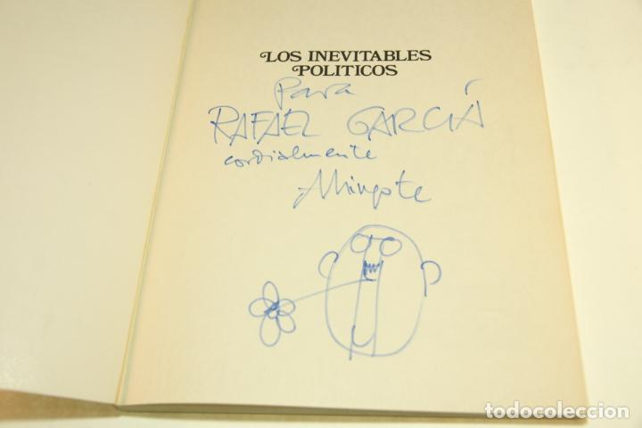 Libros de segunda mano: Gran colección Mingote. 7 números. 4 de ellos firmados y con dibujos originales del autor. 1973. - Foto 13 - 209159348