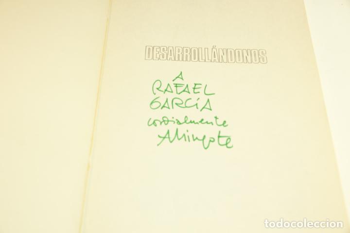Libros de segunda mano: Gran colección Mingote. 7 números. 4 de ellos firmados y con dibujos originales del autor. 1973. - Foto 18 - 209159348