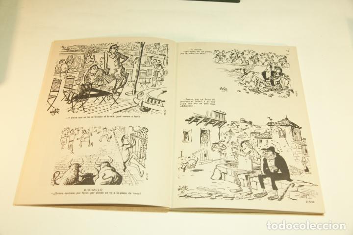 Libros de segunda mano: Gran colección Mingote. 7 números. 4 de ellos firmados y con dibujos originales del autor. 1973. - Foto 25 - 209159348