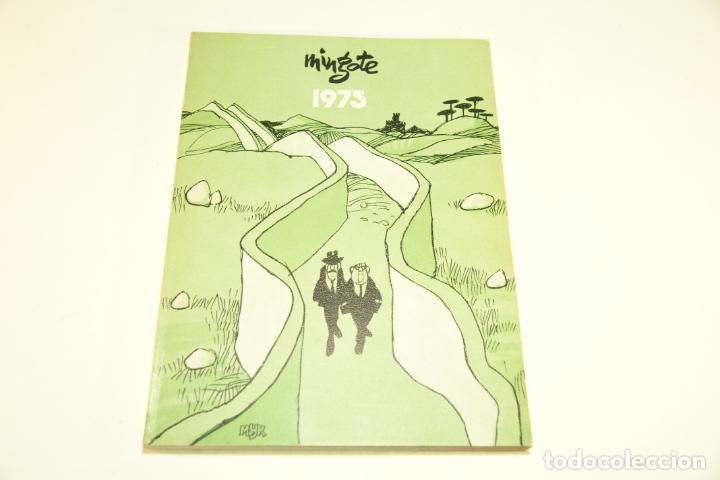 Libros de segunda mano: Gran colección Mingote. 7 números. 4 de ellos firmados y con dibujos originales del autor. 1973. - Foto 32 - 209159348