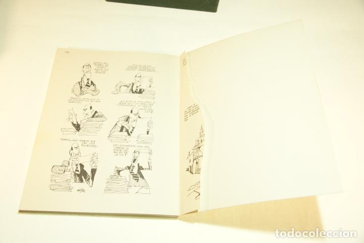 Libros de segunda mano: Gran colección Mingote. 7 números. 4 de ellos firmados y con dibujos originales del autor. 1973. - Foto 35 - 209159348