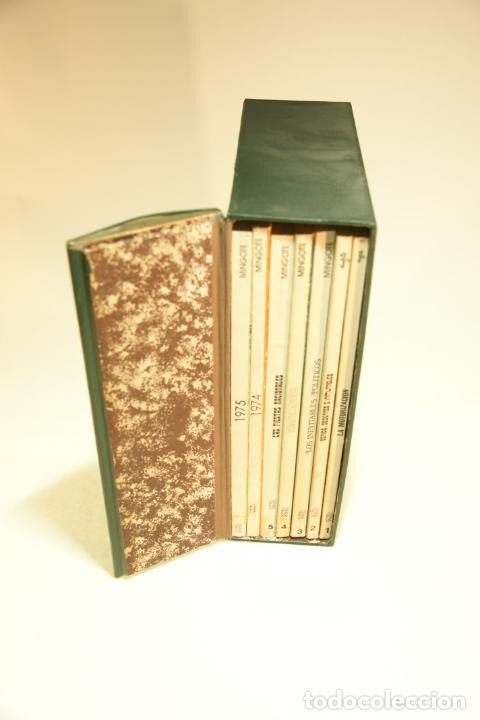 Libros de segunda mano: Gran colección Mingote. 7 números. 4 de ellos firmados y con dibujos originales del autor. 1973. - Foto 37 - 209159348