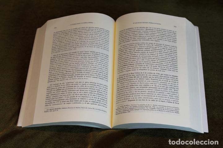 Libros de segunda mano: Historia de Madrid,Antonio Fernández García,Editorial Complutense,1993. - Foto 3 - 209170211