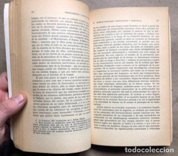 Libros de segunda mano: EL DECIR Y LO DICHO (POLIFONÍA DE LA ENUNCIACIÓN). OSWALD DUCROT. PAIDÓS COMUNICACIÓN 1986 - Foto 5 - 209173985