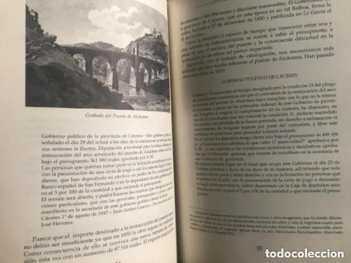 Libros de segunda mano: LIBRO EXTREMADURA EN LA GACETA DE MADRID RAFAEL GÓMEZ AVILA SIGLO XIX - Foto 4 - 209179227