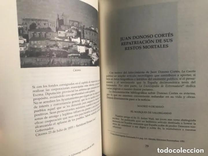 Libros de segunda mano: LIBRO EXTREMADURA EN LA GACETA DE MADRID RAFAEL GÓMEZ AVILA SIGLO XIX - Foto 5 - 209179227