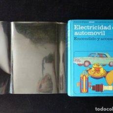 Libros de segunda mano: ENCENDIDO Y ACCESORIOS, TOMO 3 ENCICLOPEDIA CEAC DEL MOTOR Y AUTOMOVIL. 1974. Lote 209201042