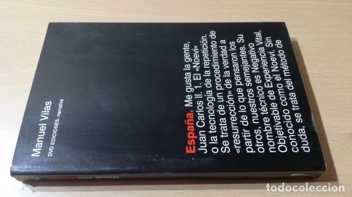 ESPAÑA - MANUEL VILAS - DVD EDICIONES - LOS 5 ELEMENTOS S-205 (Libros de Segunda Mano - Pensamiento - Otros)