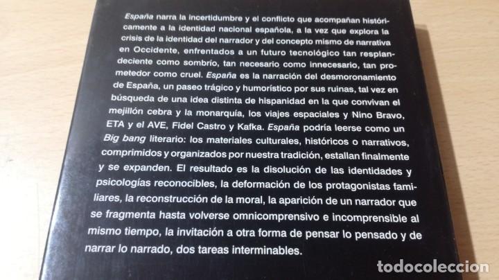 Libros de segunda mano: ESPAÑA - MANUEL VILAS - DVD EDICIONES - LOS 5 ELEMENTOS S-205 - Foto 3 - 209277260