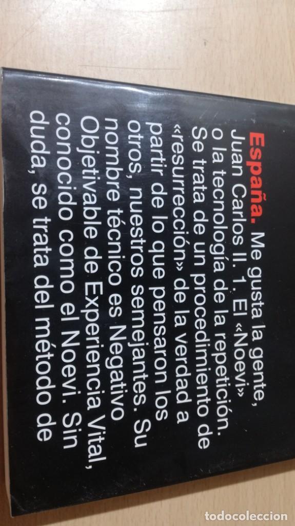 Libros de segunda mano: ESPAÑA - MANUEL VILAS - DVD EDICIONES - LOS 5 ELEMENTOS S-205 - Foto 4 - 209277260