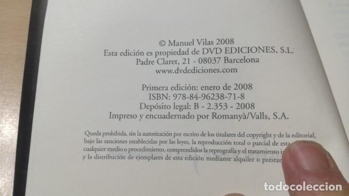 Libros de segunda mano: ESPAÑA - MANUEL VILAS - DVD EDICIONES - LOS 5 ELEMENTOS S-205 - Foto 7 - 209277260