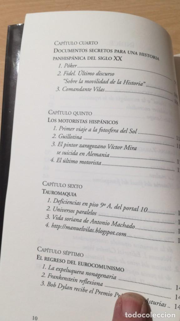 Libros de segunda mano: ESPAÑA - MANUEL VILAS - DVD EDICIONES - LOS 5 ELEMENTOS S-205 - Foto 9 - 209277260