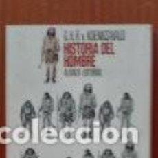 Libros de segunda mano: HISTORIA DEL HOMBRE G.H.R.V. KOENIGSWALD ALIANZA EDITORIAL 1971 Nº 307 1ª EDICIÓN. Lote 209353196