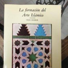 Libros de segunda mano: LA FORMACIÓN DEL ARTE ISLÁMICO, POR OLEG GRABAR.. Lote 209365598