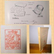 Libros de segunda mano: 1960 - EL HABLA DE SISTERNA, JOSEPH A. FERNÁNDEZ. ASTURIAS. Lote 209627287