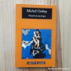 Livros em segunda mão: TRATADO DE ATEOLOGIA - MICHEL ONFRAY. Lote 209668740