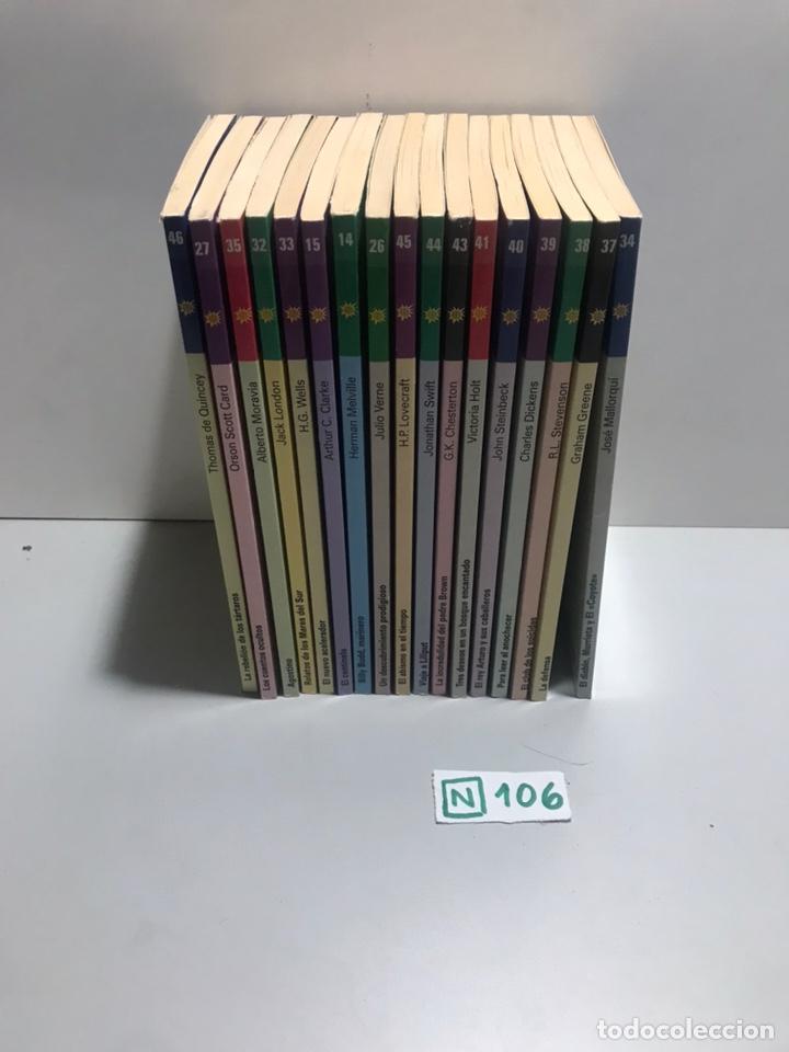 LOTE DE LIBROS LAS NOVELAS DEL VERANO (Libros de Segunda Mano - Pensamiento - Otros)