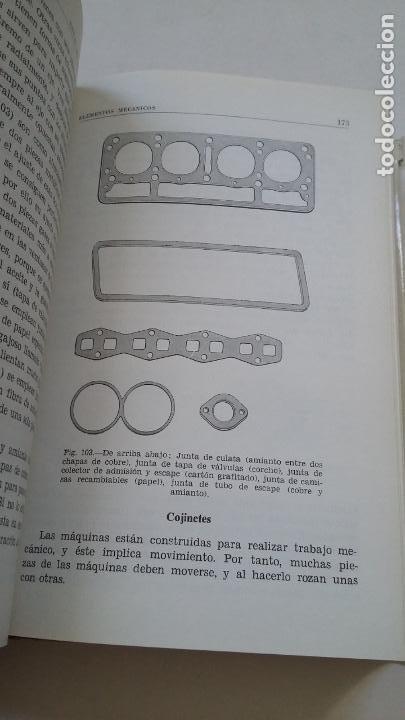 Libros de segunda mano: MANUAL PRACTICO DEL MECANICO AGRICOLA. ANTONIO BERMEJO ZUAZUA. MADRID 1965. TDK169 - Foto 2 - 209705660