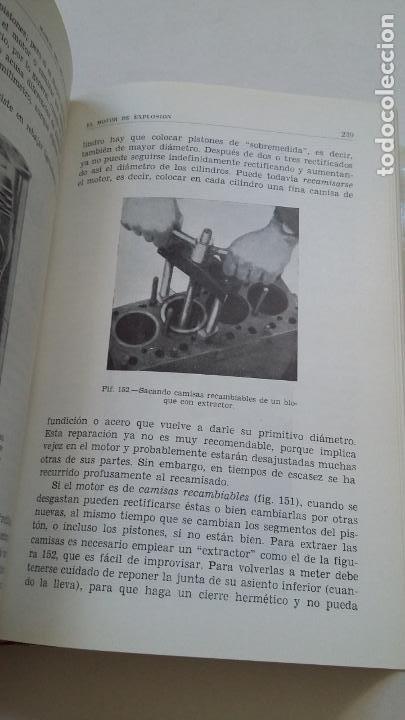 Libros de segunda mano: MANUAL PRACTICO DEL MECANICO AGRICOLA. ANTONIO BERMEJO ZUAZUA. MADRID 1965. TDK169 - Foto 3 - 209705660