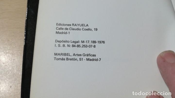 Libros de segunda mano: LA PALABRA DEL ARTE - BALTASAR PORCEL - RAYUELA ESQ301 OTROS - Foto 5 - 209771533