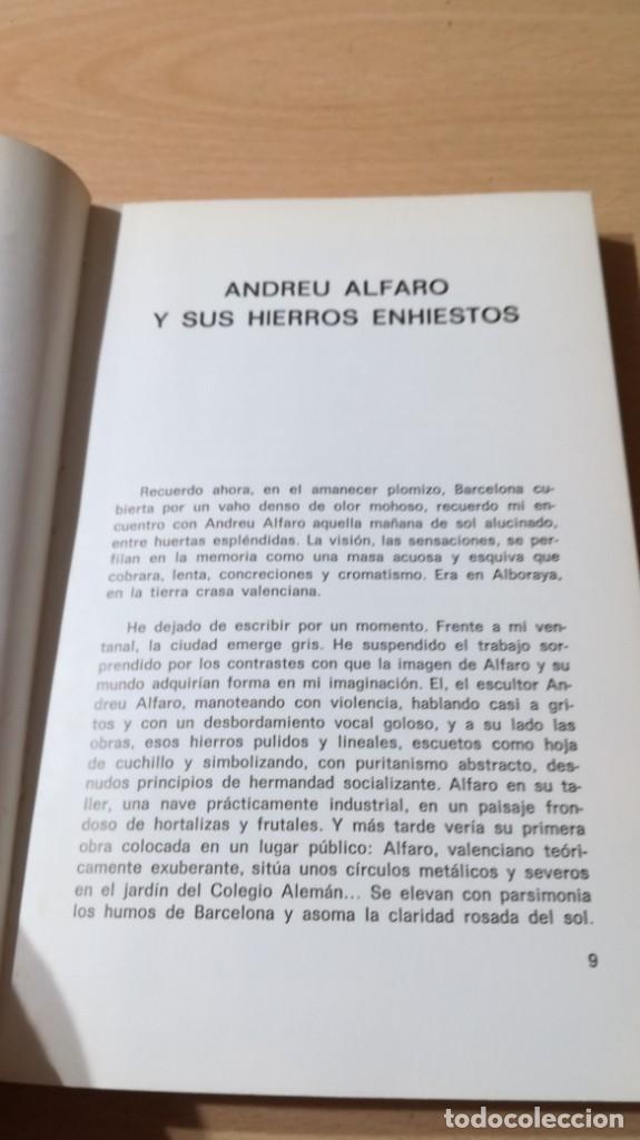 Libros de segunda mano: LA PALABRA DEL ARTE - BALTASAR PORCEL - RAYUELA ESQ301 OTROS - Foto 7 - 209771533