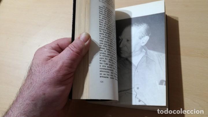 Libros de segunda mano: LA PALABRA DEL ARTE - BALTASAR PORCEL - RAYUELA ESQ301 OTROS - Foto 14 - 209771533