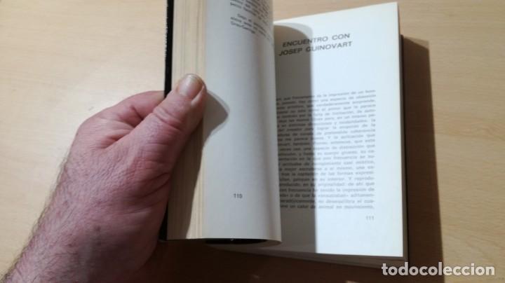Libros de segunda mano: LA PALABRA DEL ARTE - BALTASAR PORCEL - RAYUELA ESQ301 OTROS - Foto 16 - 209771533