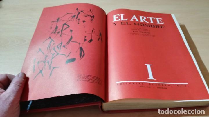 Libros de segunda mano: EL ARTE Y EL HOMBRE I - PLANETA - RENE HUYGHE GRAVOL22 OTROS - Foto 5 - 209771680