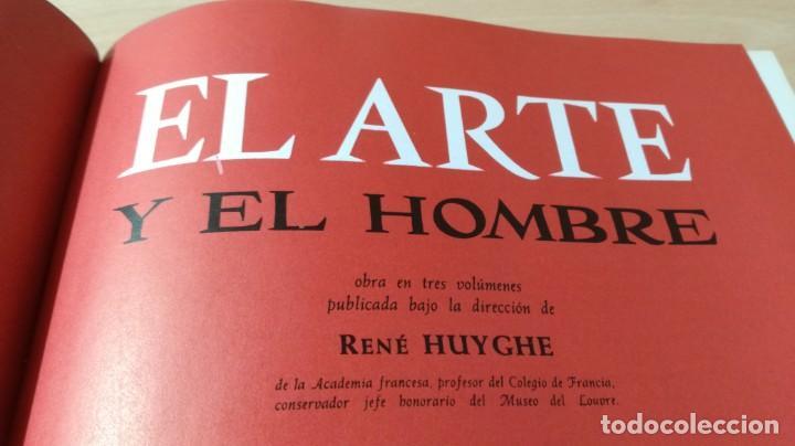 Libros de segunda mano: EL ARTE Y EL HOMBRE I - PLANETA - RENE HUYGHE GRAVOL22 OTROS - Foto 6 - 209771680