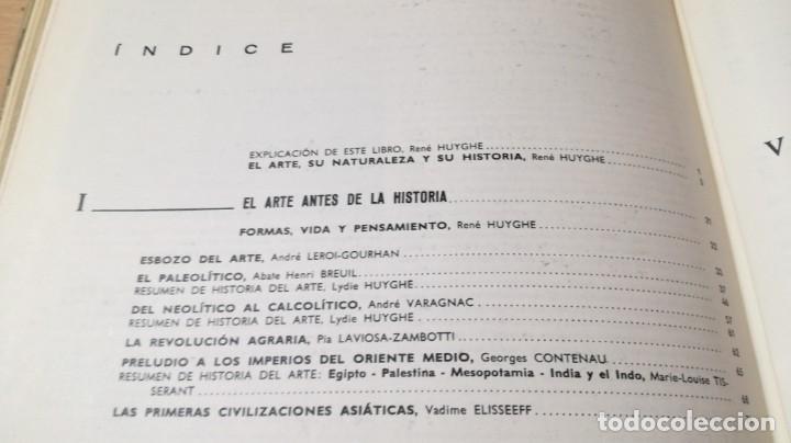 Libros de segunda mano: EL ARTE Y EL HOMBRE I - PLANETA - RENE HUYGHE GRAVOL22 OTROS - Foto 29 - 209771680