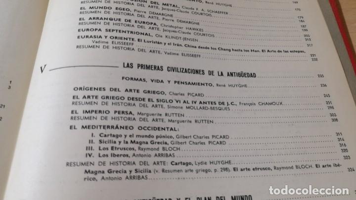 Libros de segunda mano: EL ARTE Y EL HOMBRE I - PLANETA - RENE HUYGHE GRAVOL22 OTROS - Foto 33 - 209771680