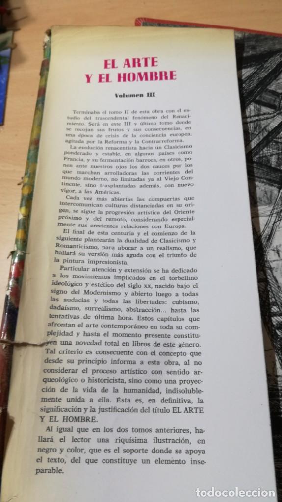 Libros de segunda mano: EL ARTE Y EL HOMBRE III - PLANETA - RENE HUYGHE GRAVOL23 OTROS - Foto 4 - 209771775
