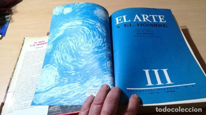 Libros de segunda mano: EL ARTE Y EL HOMBRE III - PLANETA - RENE HUYGHE GRAVOL23 OTROS - Foto 6 - 209771775
