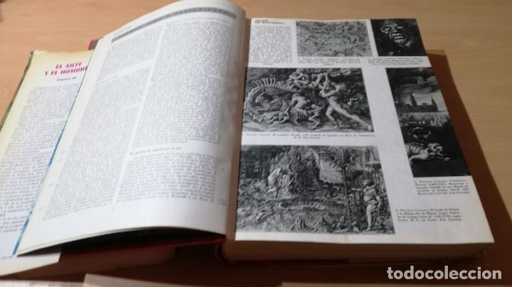 Libros de segunda mano: EL ARTE Y EL HOMBRE III - PLANETA - RENE HUYGHE GRAVOL23 OTROS - Foto 8 - 209771775